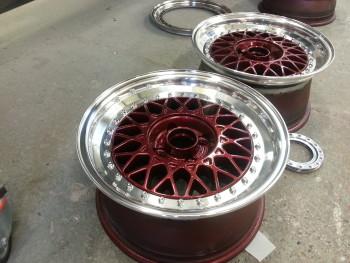 Wheel Refurbishments